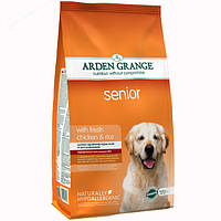 Arden Grange Senior Корм для стареющих собак 6кг