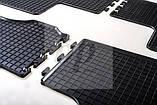 Коврики салона (резиновые) Honda CR-V III (хонда срв 3 2007-2012), фото 4