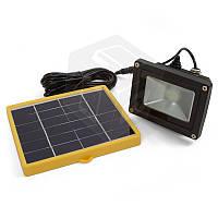 Уличный LED прожектор SL-3W (с солнечной панелью, 400 лм, 3,7 В, 2200 мАч)
