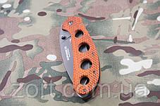 Нож складной, механический Боровик-XL, фото 2