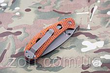 Нож складной, механический Боровик-XL, фото 3