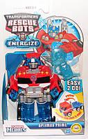 Оптимус Прайм Боты Спасатели - Optimus Prime, Rescue Bots, Easy2Do, Hasbro, фото 1