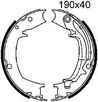 CK0-528 = GS8489 Тормозные колодки TOKO