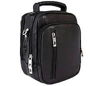 Фирменная мужская сумка барсетка BOLUMAS 22,5х19х9-10см.