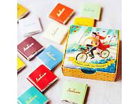 Шоколадный набор Люблю когда мы вместе