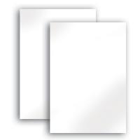 """Картон """"""""ММ"""""""", белый в ф. А4 - 100л, пл.215 г/м2 (0,34)"""
