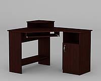 Угловой компьютерный стол с тумбой  СУ-1