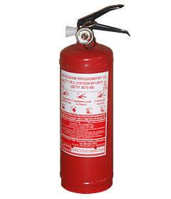 Огнетушитель порошковый ВП-1/ОП-1 (закачной), фото 2