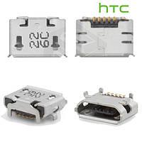 Коннектор зарядки для HTC T8585 Touch HD2, оригинал