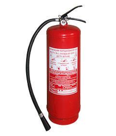 Огнетушитель порошковый ОП-6 (з), фото 2