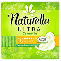 Гигиенические прокладки Naturella ultra (10 normal)