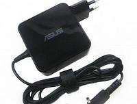 Компактная зарядка для ноутбука Асус Ультрабук: 33 W, 19 V, 1,75 A, разъем 4,0х1,35мм Wall , класс B