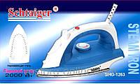 Мелкая бытовая техника для дома, Утюг Schtaiger SHG 1263, мощный паровой утюг