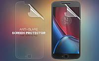 Защитная пленка Nillkin для Motorola Moto G4 Plus матовая