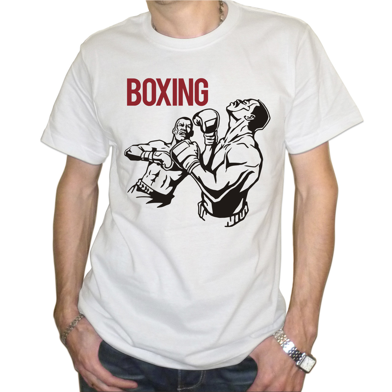 """Футболка """"Boxing"""""""