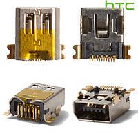Коннектор зарядки для HTC ADR6200VW Droid Eris, оригинал