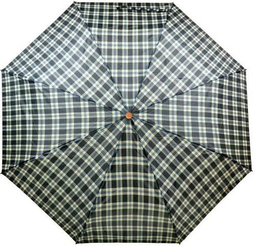 Женский прекрасный зонт-механика из полиэстера Susino 3402-7, разноцветный