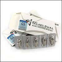 Двухспиральный испаритель  GS-H2S Dual Coil (аналог aspire)