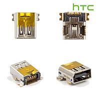 Коннектор зарядки для HTC P3600/P4550, оригинал