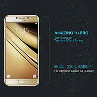 Защитное стекло Nillkin Anti-Explosion Glass для Samsung Galaxy C5