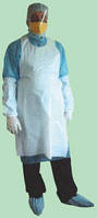 Комплект одягу для акушера або фельдшера СТЕРИЛЬНИЙ
