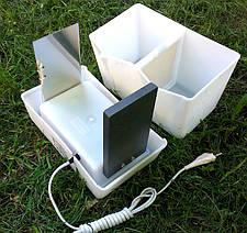 Активатор воды ЭАВ-3 приготовит три литра  активированной воды, которая  обеспечит Вас не только чистой и полезной питьевой водой, но и живой и мертвой водой с оздоравливающими свойствами. Тел.: +38050334118