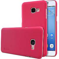 Чохол Nillkin для Samsung Galaxy C5 червоний (+плівка), фото 1