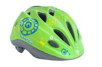 Шлем вело -ролики LYNX kids-G зеленый S (48-52см)