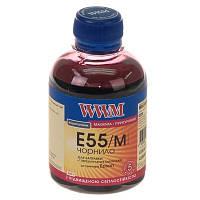Чернила WWM для Epson Stylus Photo R800/R1800 200г Magenta Водорастворимые (E55/M) светостойкие