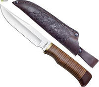 Нож нескладной, для охоты, армейский