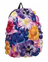 """Рюкзак """"Bubble Full"""", цвет Flower (цветы)"""