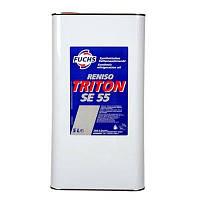 Масло для компрессоров холодильного оборудования FUCHS RENISO TRITON SE 55 (5л.)
