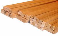 Рейка деревянная 50х50 мм
