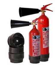 Подставка (поддон) под углекислотные огнетушители ВВК-1,4 (ОУ-2) та ВВК-2 (ОУ-3)