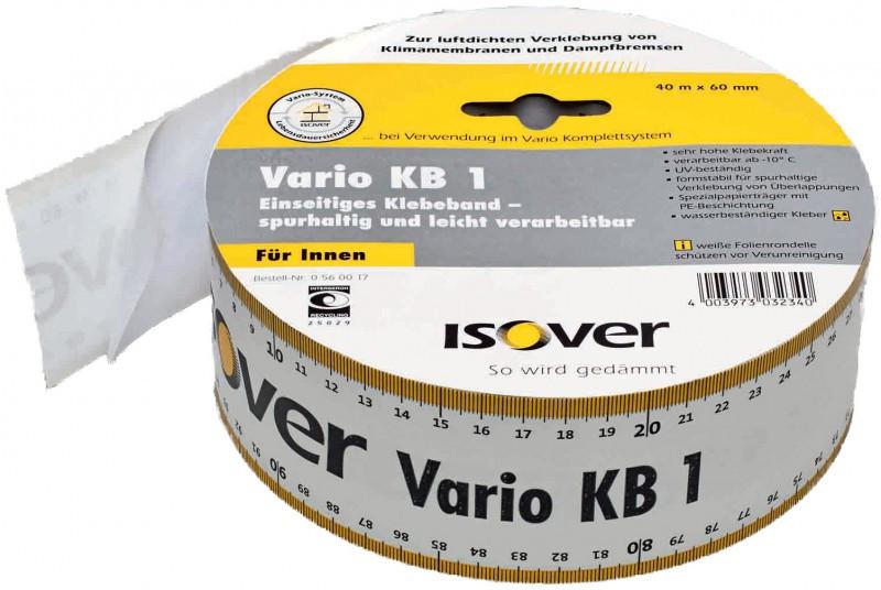 Лента для мембраны ISOVER (изовер) VARIO KB1, 40 m