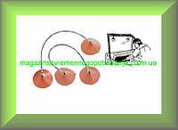 Инструмент для автосервиса Jonnesway AB020015 держатель боковых стекол