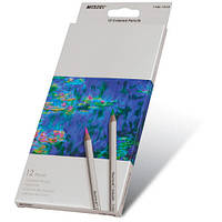 Карандаши цветные Marco Raffine 12 цветов, шестигранные