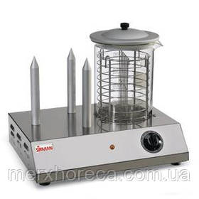 Апарат для хот-догів SIRMAN HOT DOG Y09 3 Chiodi