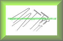 Набор съемников для автомагнитол АВ030024