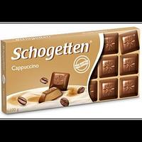 Молочный шоколад Schogetten «Cappuccino» ( со вкусом каппучино) 100 г