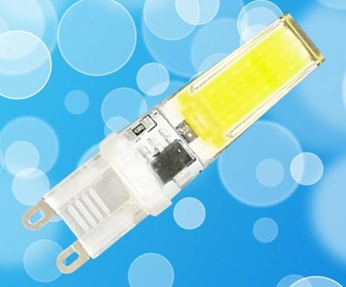 Светодиодная лампа Biom G9 5W 4500K AC220 СОВ.