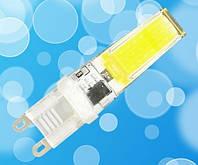 Светодиодная лампа Biom G9 5W 3000K AC220 СОВ.
