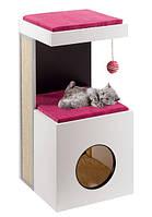 DIABLO-Когтеточка, домик, игровой комплекс для котов и кошек.