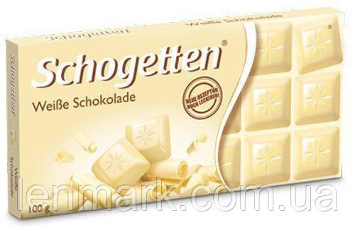Білий шоколад Schogetten «White Chocolate» 100 г