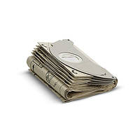 Бумажные фильтр-мешки (5 шт) для SE3001, SE5.100, SE6.100 Karcher_6.904-143.0