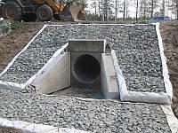 Устройство и ремонт водопропускных труб