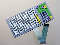 Клавиатурная накладка в сборе для весов Mettler Toledo Tiger 8442X610CIS, 8442-F610