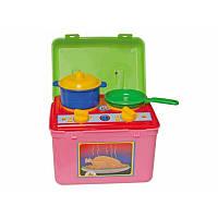Игровой набор Детская кухня Галинка 4 Технок 1004