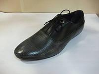 Модные мужские туфли  Etor  103