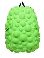 """Рюкзак """"Bubble Full"""", колір Neon Green (зелений неон)"""